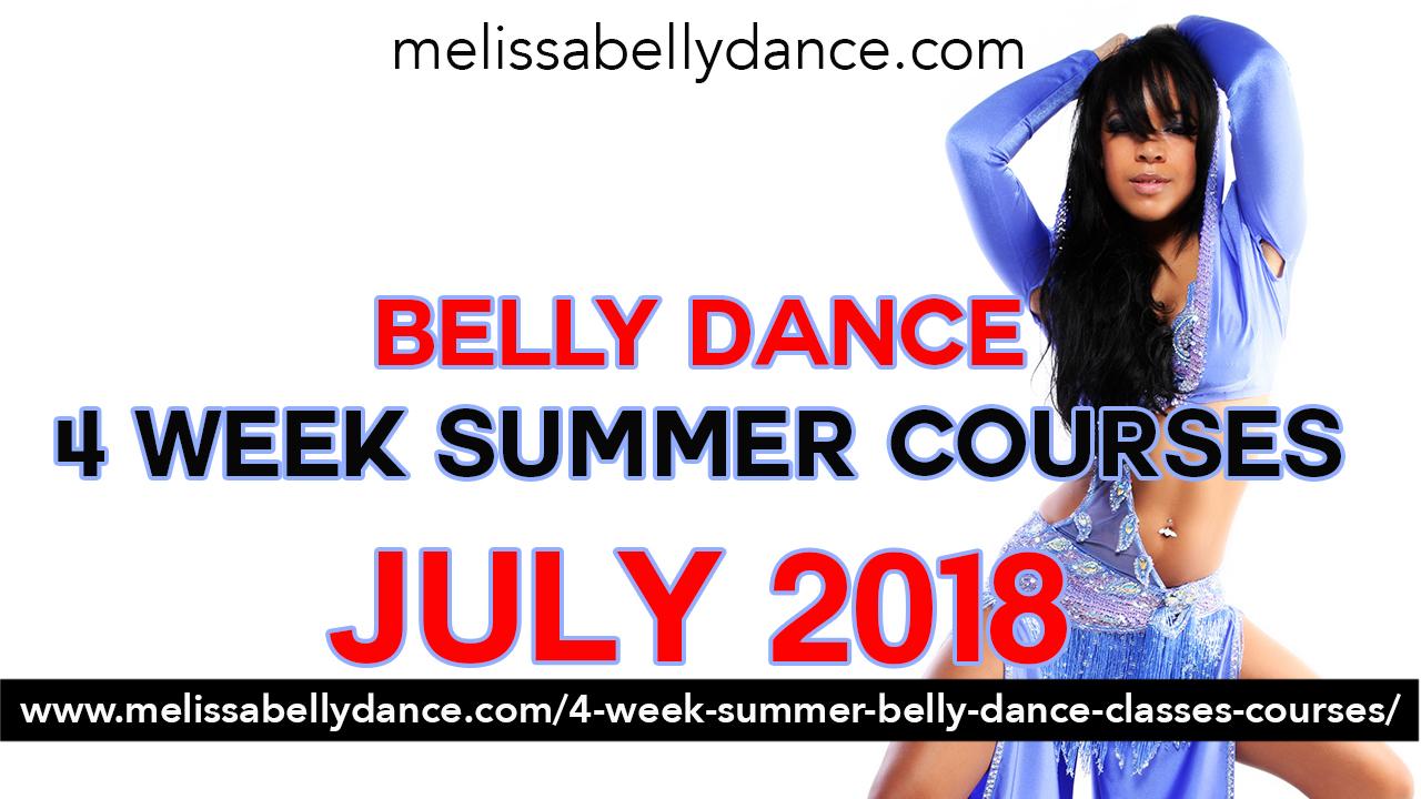 4 Week Summer courses 2018