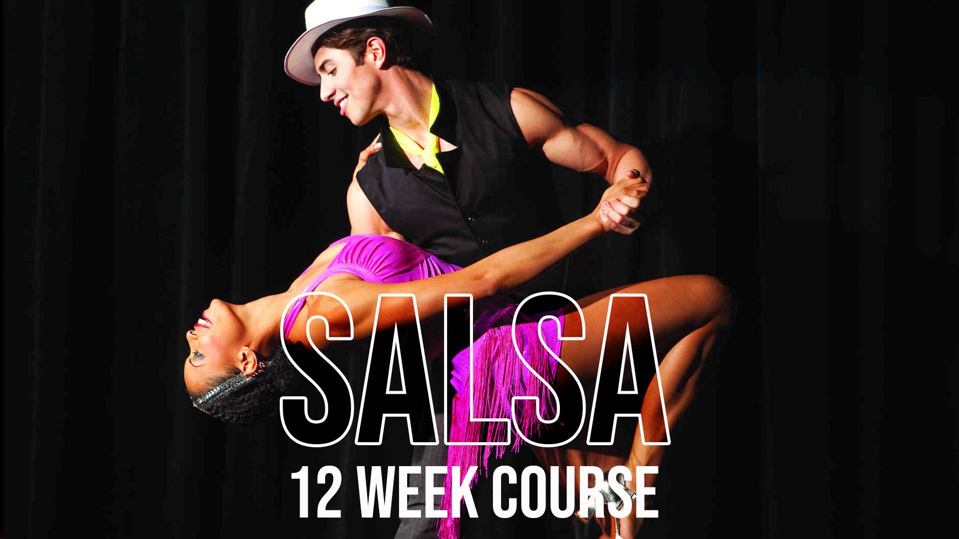 SALSA 12 Weeks